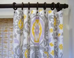 Suzani Curtain Suzani Curtains Etsy