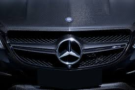 mercedes grill mercedes gle coupe carbon fiber radiator grill 100 carbon