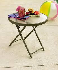 modern ideas patio side table u2014 outdoor furniture