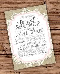 vintage bridal shower invitations vintage wedding shower invitations reduxsquad