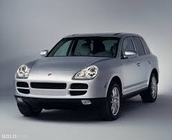 Porsche Cayenne 1st Generation - 2004 porsche cayenne information and photos zombiedrive