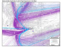 City Of Phoenix Map by Phoenix City Council Looks For Options In Flight Path Dispute Kjzz