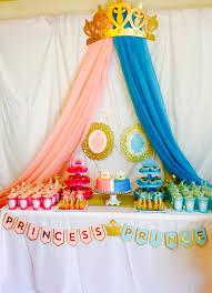 gender reveal princess or prince theme decors pinterest