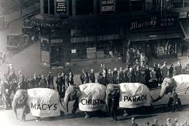 a look at some of the oldest macy s thanksgiving day parade