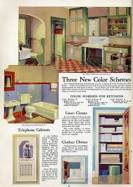 1930s home interiors 1930s interiors vintage color schemes