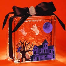 decorate for the holidays with glass blocks quality glass block