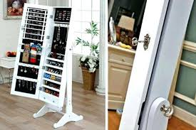 Free Standing Full Length Mirror Jewelry Armoire Full Length Mirror Cabinet Singapore Full Length Medicine Cabinet