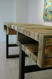 furniture wood office desks computer desk wheels pallet desk