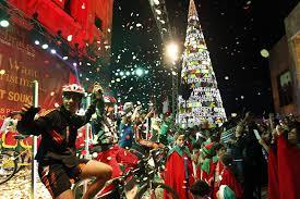 offbeat traveler unusual christmas trees around the world la times