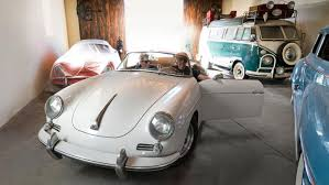 porsche home garage treasure hunter