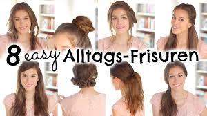Hochsteckfrisurenen Ohne Haargummi by 8 Easy Frisuren Für Den Alltag Schule Barbieloveslipsticks