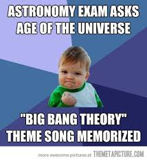 Astronomy Memes - astronomy exam the meta picture