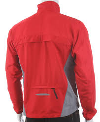cycling jacket mens craft l3 protection mens cycling bike red gray jacket windbreaker