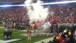 Houston Texans Stadium by Houston Texans Player Intro Playoffs 2012 Season Youtube