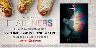 where can i buy amc gift cards amc theatres buy a ticket to flatliners on amctheatres get a