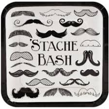 mustache party mustache party supplies movember party supplies