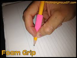 pencil grip 101 the anonymous ot