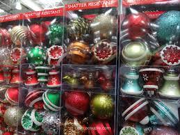 shatter resistant ornaments 50 set
