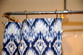 Upgrade White Curtains by Navy Shower Curtains Nujits Com
