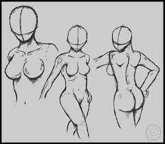 Images Female Anatomy Female Anatomy Sketches Eirokaj U0027s Blog