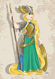 historical disney warrior princess rapunzel pelycosaur24