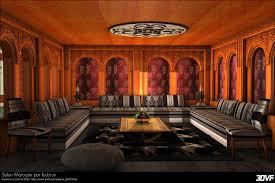peinture salon marocain salon marocain design cuisine barbershop luxembourg installed by
