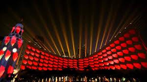 3d light show hong kong pulse 3d light show cny 2015 youtube