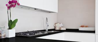 are black granite countertops out of style black and white kitchens in a timeless trend