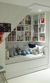 Reading Areas Brilliant Under Stairs Storage Solutions Showcasing Nook Reading