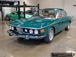 bmw e9 coupe for sale beautifuly restored 1973 bmw 3 0 cs for sale