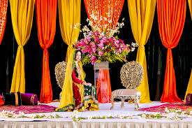 indian wedding decorations indian engagement decorations at home search wall