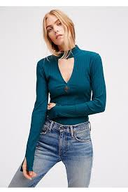 double dot turtle neck free people