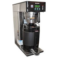 secondhand catering equipment filter coffee machines bunn icba