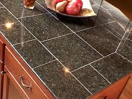 Tile Kitchen Countertops Ideas Kitchen V Cap Tile Are Tile Countertops In Style Ceramic Tile