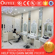 Small Hair Salon Modern White Custom Nail Salon Furniture Package Ideas Modern Whole Best Design
