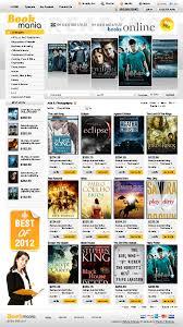 clean books store virtuemart template 1292 blog website