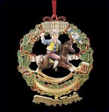 the 1998 buchanan ornament is a salute to our 15th