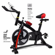 xtremepowerus exercise bike stationary cycling cardio workout