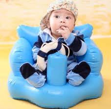siege enfant gonflable nouvelle arrivée écologique bébé petit canapé gonflable siège bébé