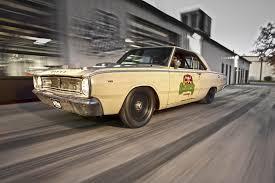 How Much Are Dodge Darts Behind The Scenes How Gas Monkey U0027s U002767 Dart Beat Roadkill U0027s