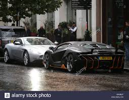 lamborghini transformer the last knight a lamborghini centenario right and an aston martin db11 sports