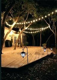 Lights On Patio Backyard Lights Walmart Image Of Outdoor Patio Lights Backyard