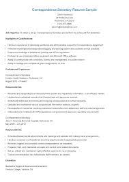 Construction Company Resume Sample Male Secretary Resume Secretary Resume Format Sample And Resume