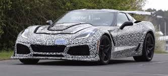 how much do corvettes cost 2018 chevrolet corvette zr1 price release date zora specs
