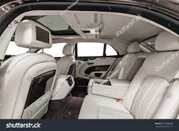 inside maybach luxury car inside interior prestige modern stock photo 372888886
