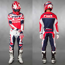 mens motocross jersey bike jersey u pants dirtnroadcom off road apparel jersey fox honda