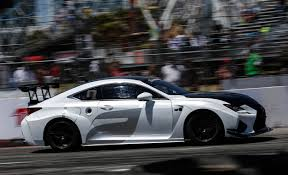 lexus rc f gt500 we ride in the lexus rc f gt track car concept feature car