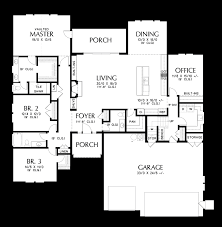mascord house plan 23109 the leuven