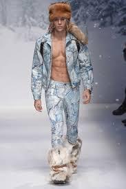 tendencias en ropa para hombre otono invierno 2014 2015 camisa denim moda para hombre lo que viene para otoño invierno 2015