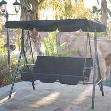 10 most enjoyable patio swing with canopy under 150